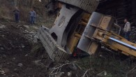 Aşağı Berçin Köyü'nde Kaza;1 Kişi Yaralandı