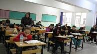 489 Öğrenci TEOG Sınavında Ter Döktü