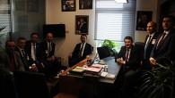 Mehmet Öz Gülşen'i Ziyaret Etti