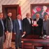 Tosyalı Der'den Başkan Şahin'e Ziyaret