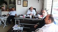 BİK Şube Müdüründen Gazetemize Ziyaret