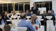 Kaymakamlıktan Gazi ve Şehit Ailelerine İftar Yemeği