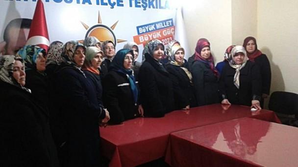 Ak Parti kadın kollarından, Cumhuriyet gazetesini kınama