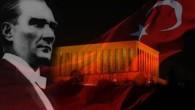 77. Yıldönümünde Atatürk'ü törenle anıyoruz