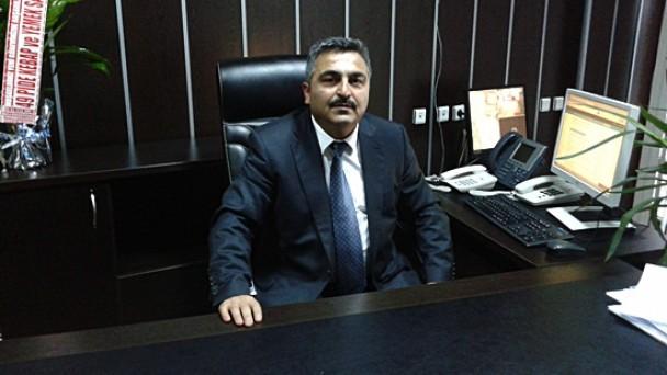 Tosya SGK Müdürü görevine başladı