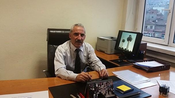 Ayhan Bodur Kargı Yazı İşleri Müdürlüğü'ne Atandı