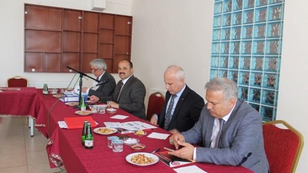 Senato Toplantısı Tosya'da Yapıldı