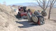 Yeni Sapaca Köyünde Kaza; 1 Ölü