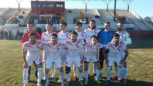 Pazar Günü Tosya'da 3 Maç Oynanacak