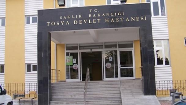 """Tosya'da """"Evde Sağlık Uygulaması"""" Hizmete Girdi"""