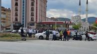 Tosya'da Kaza; 7 Yaralı
