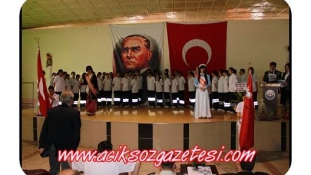 Mezuniyet Töreni Yapıldı