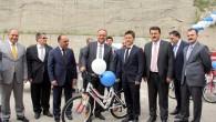 Okullara 150 Bisiklet Dağıtıldı