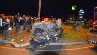 Tosya'da 4 Ayrı Trafik Kazası: 9Yaralı
