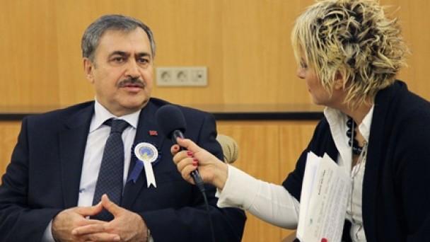 Eroğlu Norveçli Bakanı Kastamonu'ya davet etti