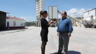 TGRT Televizyonu Tosya'da Çekim Yaptı
