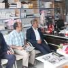 Eğitim Bir Sen'den Gazetemize Kutlama Ziyareti