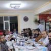 Nalbantoğlu Park Restoran Basın Mensuplarını Ağırladı