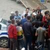 Tosya'da polis, motosiklet uygulaması yaptı