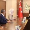 Aile ve Sosyal Politikalar Bakanına Ziyaret