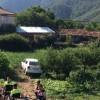 Avşar Köyü mevkiinde Otomobil tarlaya uçtu