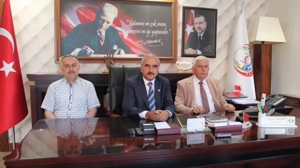 Başkan Şahin Tosya'da Hizmet Var!