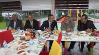 Belediye Başkanı Kazım Şahin, Gazetecileri Ağırladı