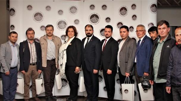 Ferko Ilgaz Montain Resort tan Basın Mensuplarına İftar