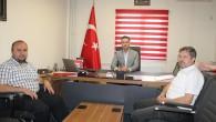 Tosya Basınından Hakim ve Savcıya Ziyaret