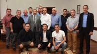 Kosova Priştine Üniversitesinden Rektörümüze Ziyaret
