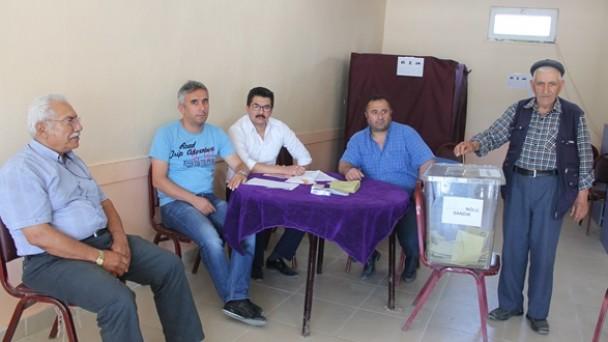 Suluca'da Seçim Heyecanı
