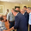 Vali Karadeniz'den Terör gazisine ziyaret