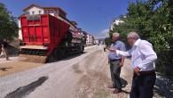Belediye Asfaltta Tam Gaz