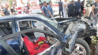 Tosya'da Trafik Kazası; 1'i Ağır 4 Yaralı