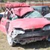 D-100'de Kaza 1 Yaralı