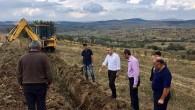 Kaymakam Deniz Pişkin:  Mısmılağaç Köyü'nde Su Sorunu Bitiyor