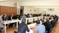Kaymakam Deniz Pişkin; Okul Müdürleriyle Toplantı Yaptı