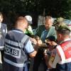 Kaymakam Deniz Pişkin'den Görevli Asker ve Polise Baklava İkramı