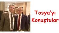 Tosya'yı Konuştular