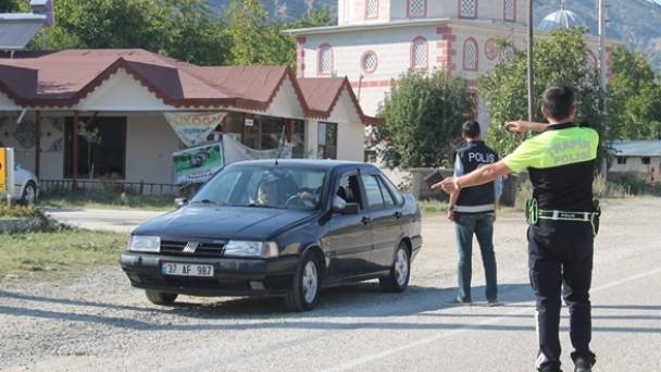 Trafik Kontrolleri Sıklaştı
