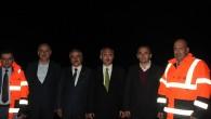 Bakan Yardımcısı Coşkunyürek Tosya'da İncelemelerde Bulundu