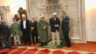 Camiler ve Din Görevlileri Haftası Etkinlikleri Sona Erdi