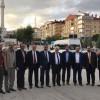 Diyanet-Sen Genel Başkan Yardımcılarından Tosya'ya Ziyaret