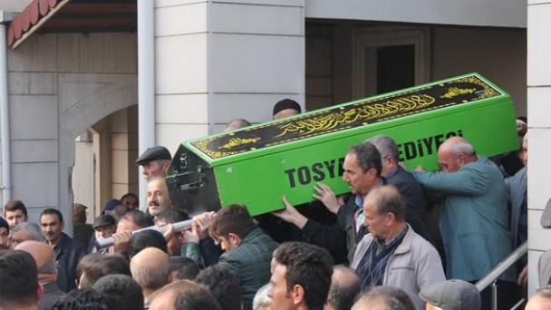 Elektrik çarpan işçi Son yolcuğuna uğurlandı
