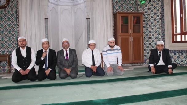 Hafızlardan Kur'an Ziyafeti