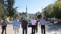 Kaymakam Deniz Pişkin'den Yenidoğan Ve Çevlik Köylerine Ziyaret