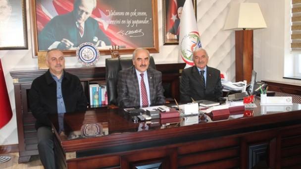 Belediye Başkan Yardımcısı Ali Mutlu Oldu
