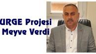 Ekşi: URGE Projesi Meyve Verdi