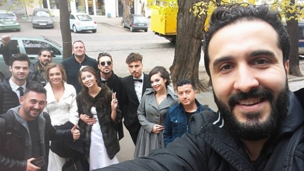 Fotoğrafçılık Eğitimi İçin Ukrayna'ya Gitti