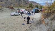 Kastamonu Yolunda Kaza;3 Yaralı